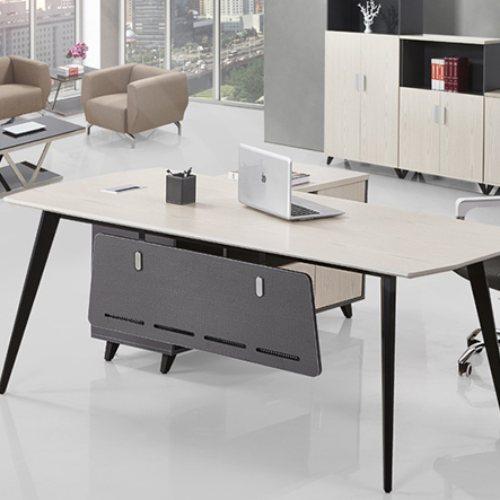 板式办公家具 简约办公家具工厂 致美 舒适办公家具直销