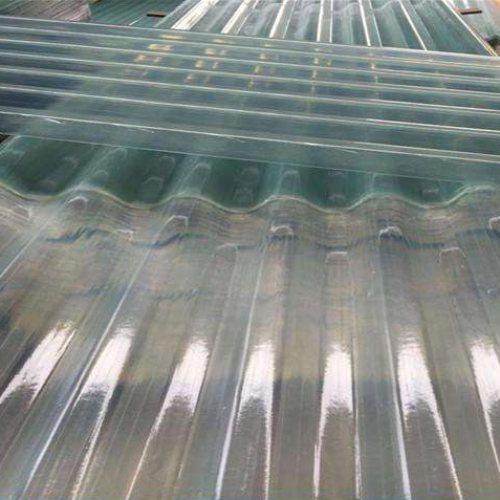 温室透明瓦量大优惠 通盛彩钢 永年透明瓦经销商
