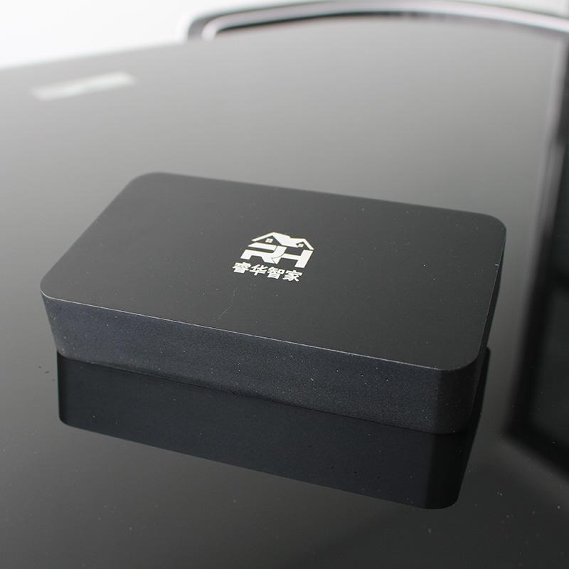 睿华智家招商加盟豪华版网关主机基于ZigBee协议的智能网络控制主机信号发射器智能家居