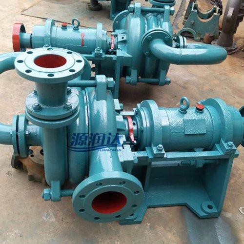 压滤机给料泵 源润达 煤场压滤机给料泵选型 矿用压滤机给料泵