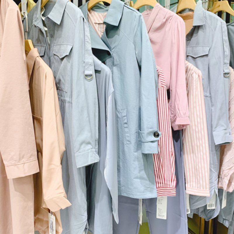 广州帛艺服饰品牌女装女装折扣 直播实体店货源 渠道货源