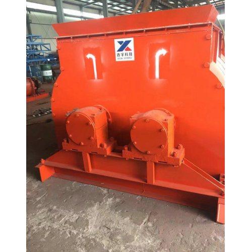 鑫宇混煤机 生产双轴混料机那家生产好 双轴混料机公司