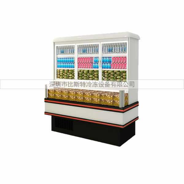冷冻柜进口压缩机 冷冻柜全国联保 比斯特 水果冷冻柜进口压缩机