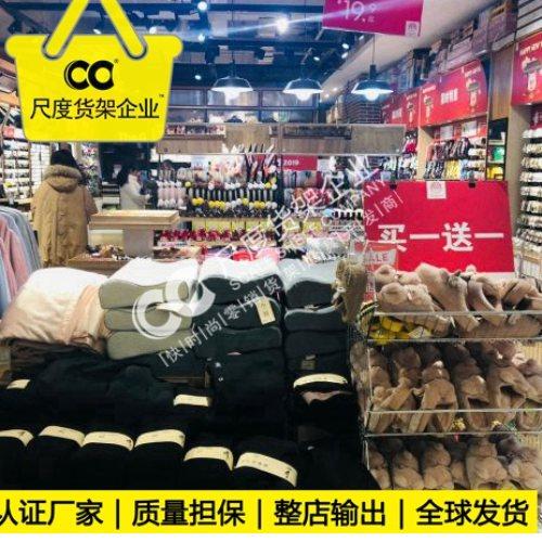云南时尚伶俐饰品货架免费出效果图 精品货架