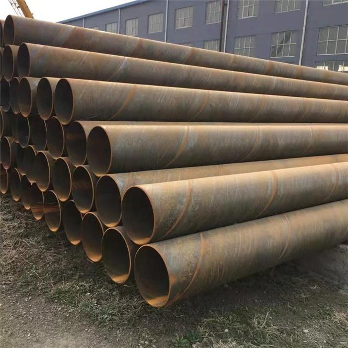 薄壁螺旋焊管加工厂 鼎昊 大口径螺旋焊管防腐加工