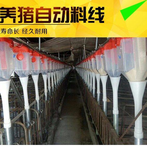 牧鑫供应 养猪自动化料线设备 养殖场自动化设备优惠报价