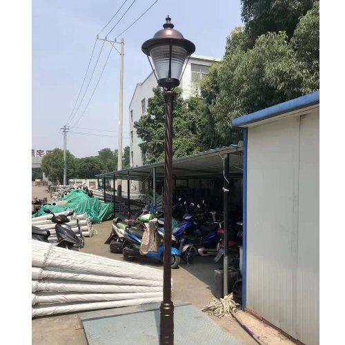 一体化LED太阳能路灯销售 玉盛 仿古LED太阳能路灯厂价直销