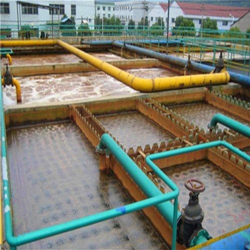 大型废水处理系统方案定制 康百万 大型废水处理系统技术工艺