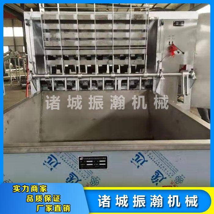中小型牛白条自动线保养 宰杀牛白条自动线使用 诸城振瀚机械