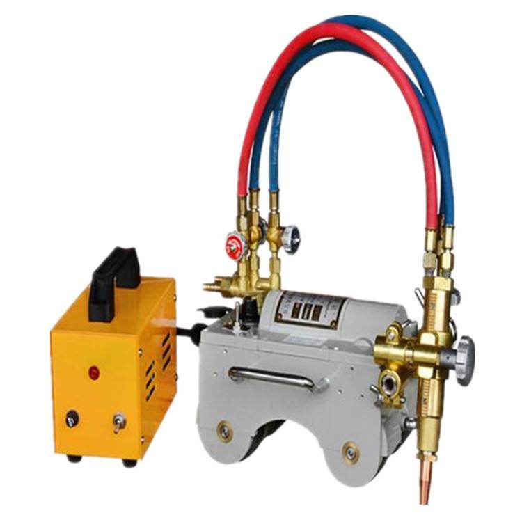 路邦机械CG2-11磁力钢管自动切割机吸附式管道切割机管道气割机生产厂家