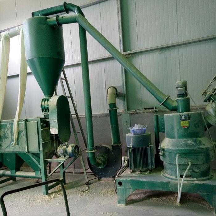 立式造纸木粉机供应商 锐达木粉机 立式造纸木粉机
