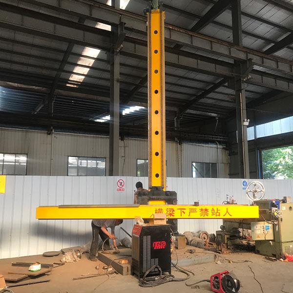 福建焊接操作机现货直销 四川焊接操作机定做 上弘机械