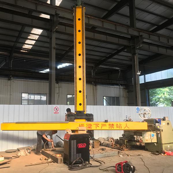 立式焊接操作机现货供应 西藏焊接操作机现货直销 上弘机械