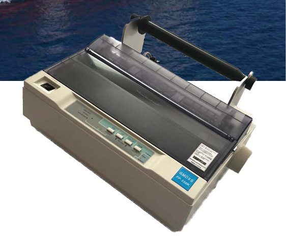 FurunoPP510打印机替代型号GMDSSPP550