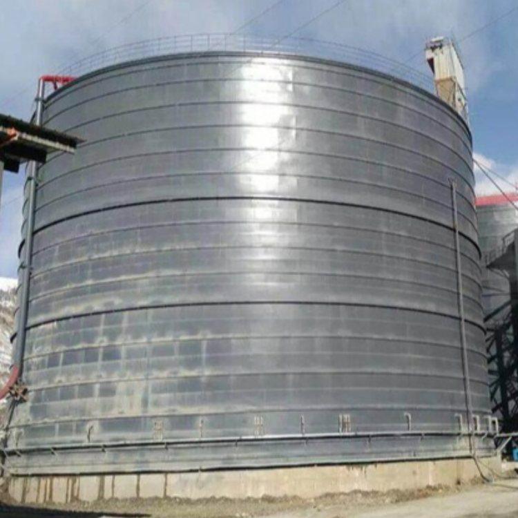 500吨灰库批发 电厂灰库采购 正阳 灰库生产