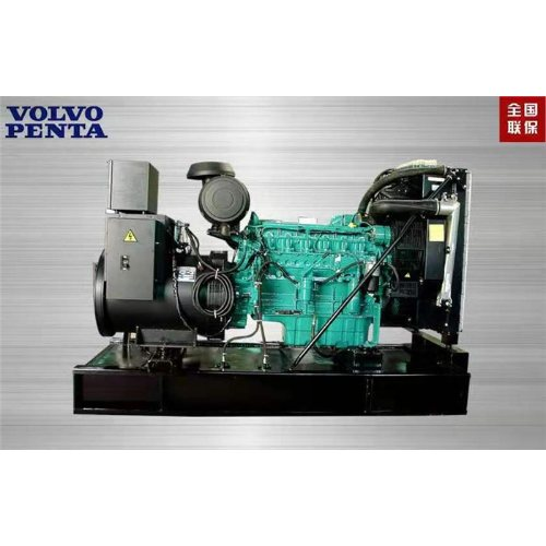 350KW沃尔沃发电机批发 东本 400KW沃尔沃发电机批发