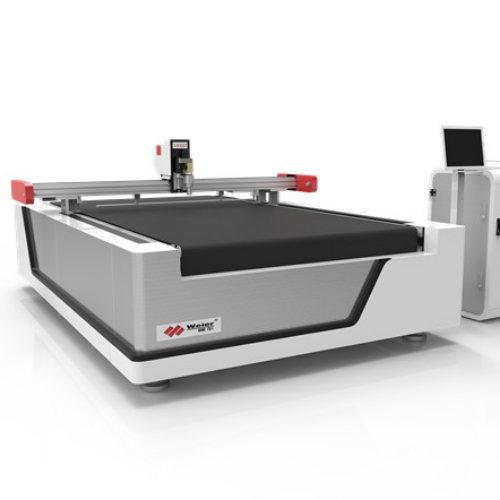 微尔激光 振动刀控制系统自动化振动刀真皮切割机