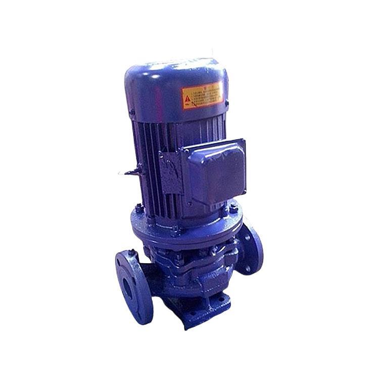 耐磨管道离心泵供应 鸿淼泵业 ISG管道离心泵供应