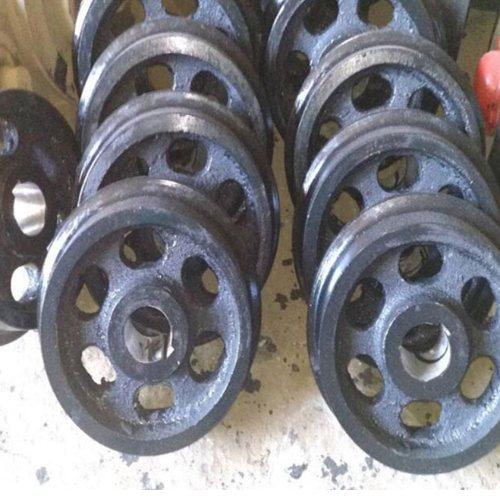 铸钢矿车轮对生产商 滏金金属制品 铸钢矿车轮对供应商