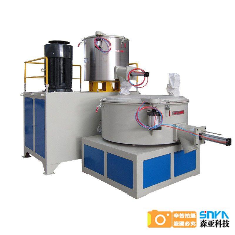高速混料机厂 干粉混料机 森亚 塑料混料机全新