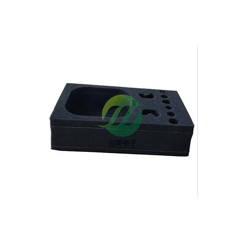 长期销售 海绵内衬 包装盒 海绵箱包环保包装海棉 可定制