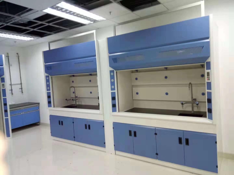 沛丰医院钢木实验台定制 钢木化验台 造型优美