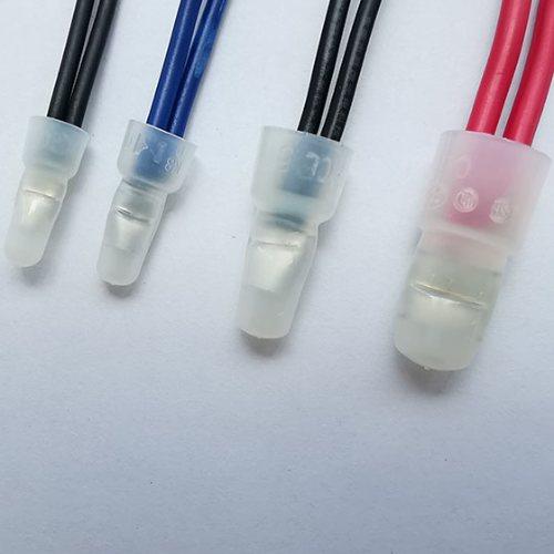 栅栏式接线端子定做 栅栏式接线端子订做 铜接线端子 金笔