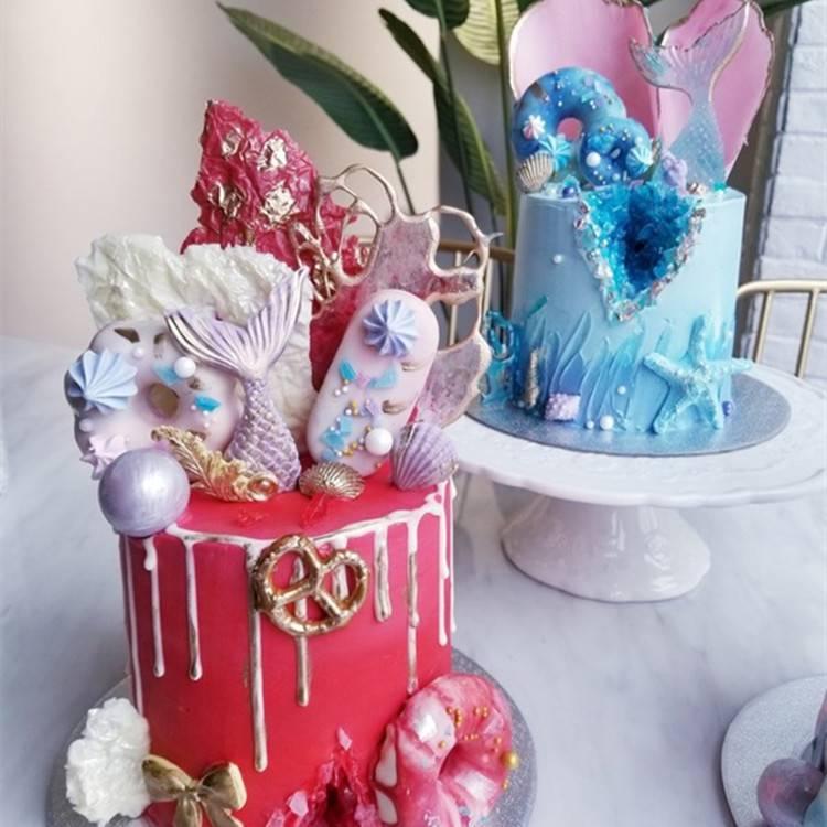 在西安学蛋糕要多钱西安培训生日蛋糕技术