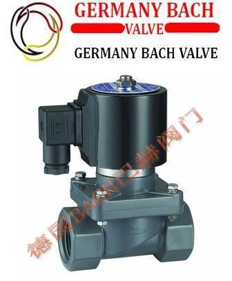 德国BACH巴赫进口防腐电磁阀 不锈钢防腐电磁阀
