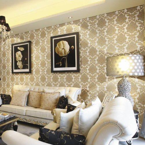 卧室背景墙布定做 客房背景墙布销售 客房背景墙布订制 云华艺佳
