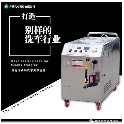 燃气式蒸汽洗车机 新款多功能蒸汽洗车机价格 祥路