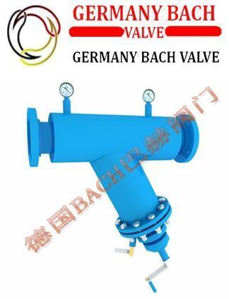 进口手摇刷式过滤器 手摇刷式过滤器 德国BACH巴赫