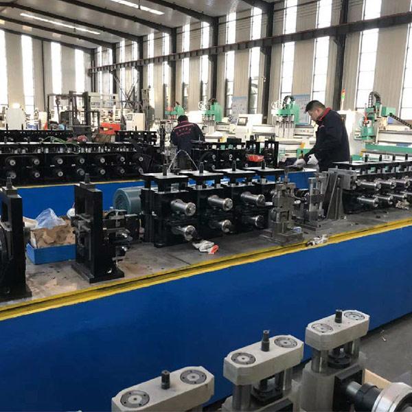 山西高频焊铝隔条设备 西藏高频焊铝隔条设备大厂品质 亚鑫华数控