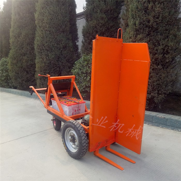 砖厂电动出窑车可骑 金业 水泥厂电动出窑车可骑