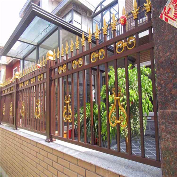 营顺金属 铝合金护栏 配件铝合金栅栏铝艺阳台护栏