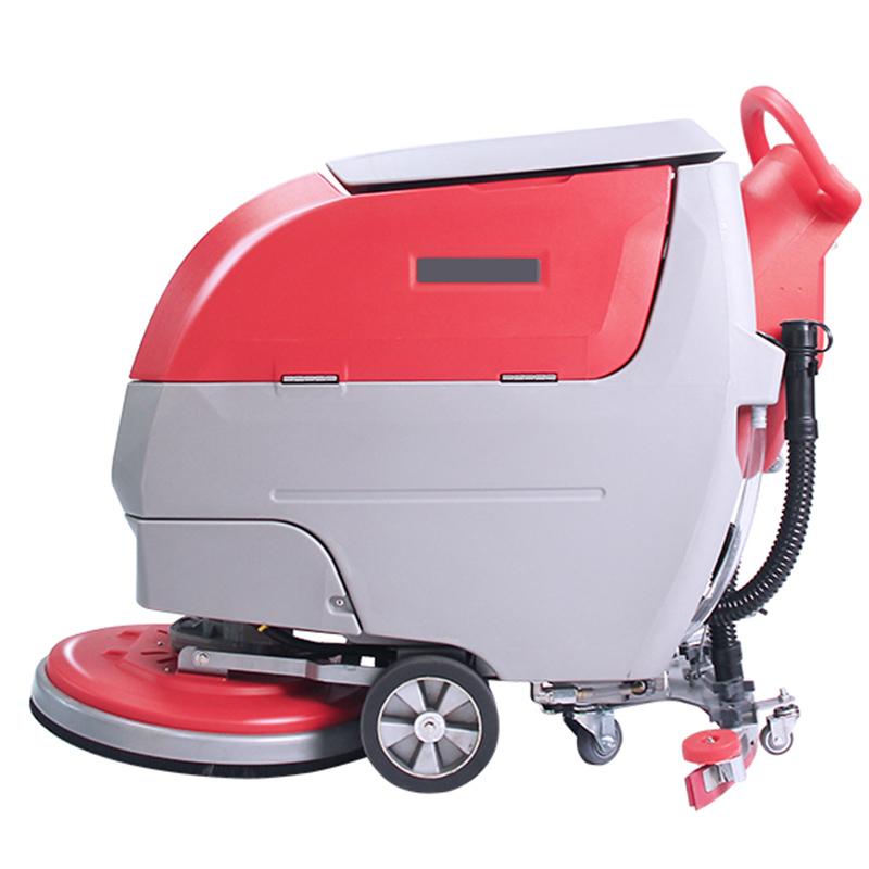 迈洁达洗地机 家用洗地机 手推式洗地机 智能洗地机