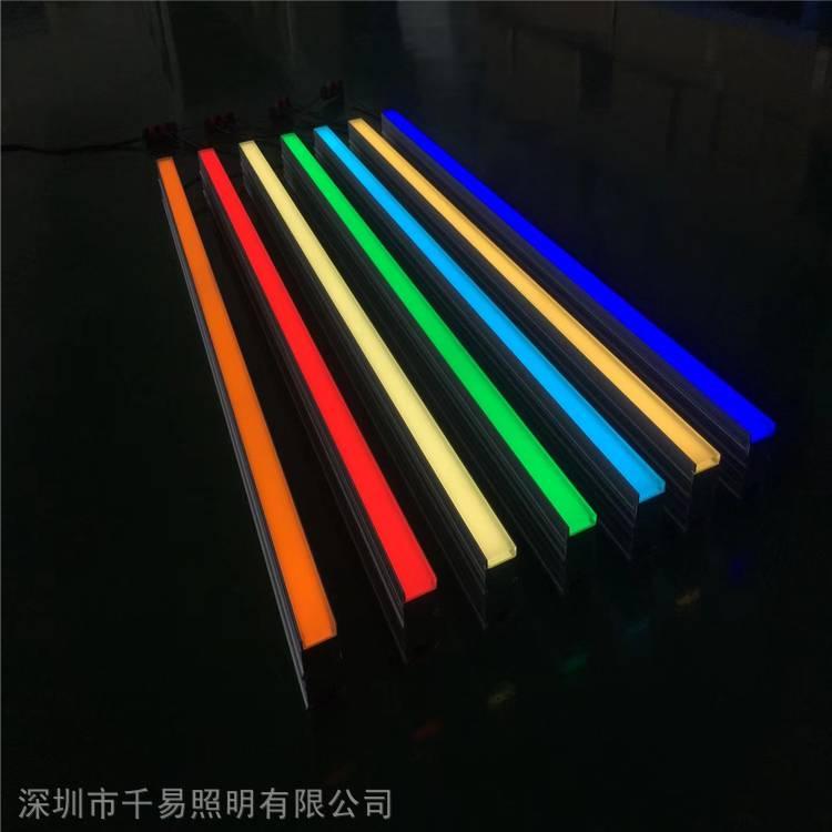 LED景观洗墙灯地面线性灯带埋地景观灯厂家
