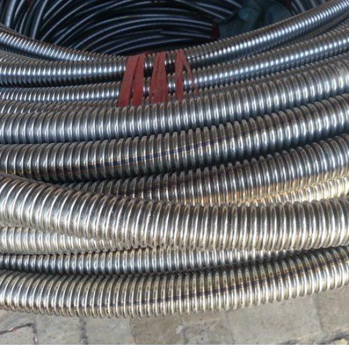 鑫驰规格全 DN90不锈钢金属软管公司 耐酸不锈钢金属软管