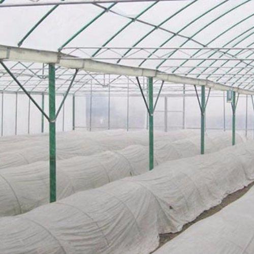 玻璃连栋大棚专业 pc连栋大棚建造 优质连栋大棚哪家好 汉威温室