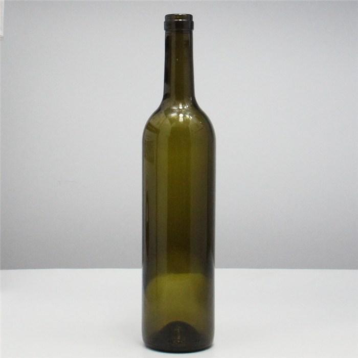 葡萄酒瓶新款 红酒瓶现货 重型红酒瓶 750ML红酒瓶生产