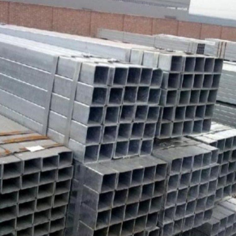 薄壁无缝方管 益嘉 碳钢无缝方管 热轧无缝方管定制