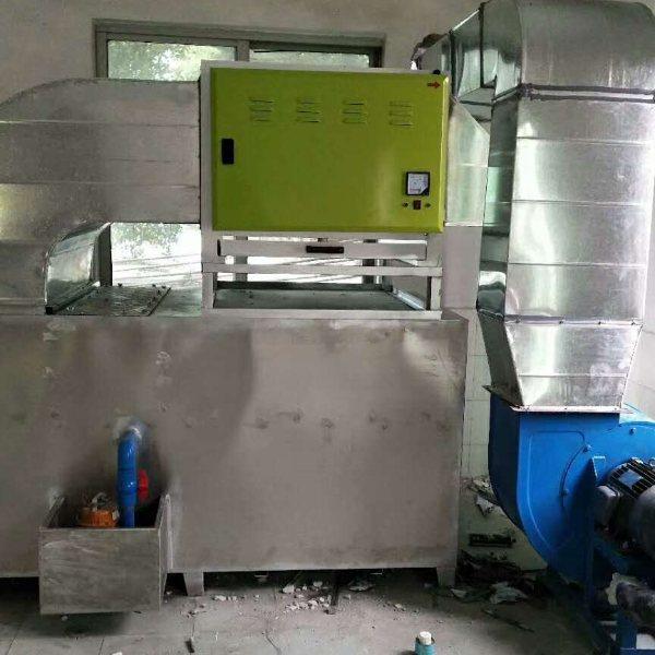 厨房抽油烟服务 厨房抽油烟工程 杭新暖通 杭州厨房抽油烟服务商