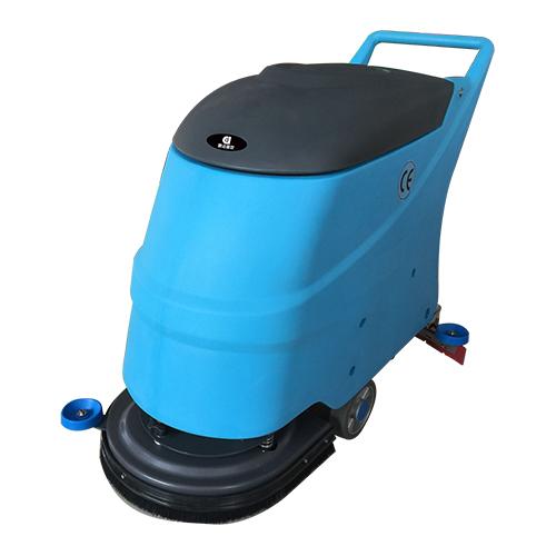 鼎洁盛世停车场临沂洗地机手推式洗地机品牌电动洗地机厂家