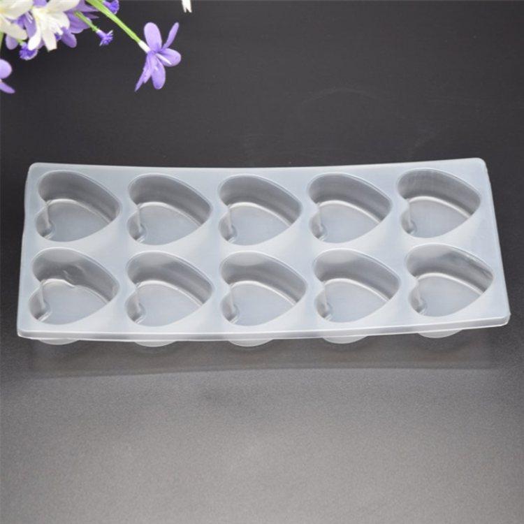 聚丙烯月饼托 乐源 塑料月饼托来样定做 环保月饼托低价销售
