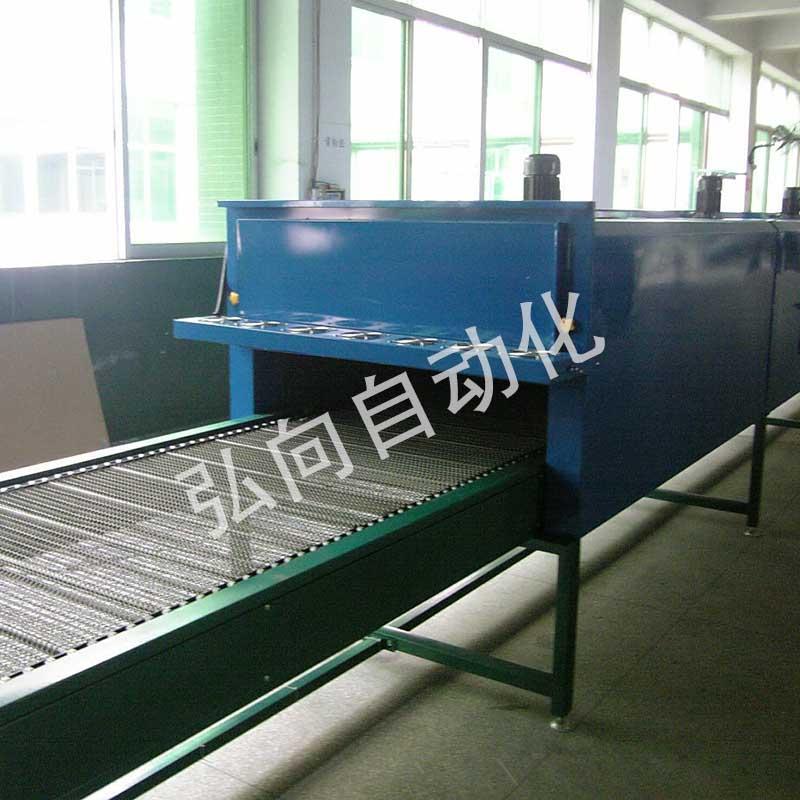 东莞厂家供应隧道炉 烘干涂装流 水线 隧道炉定制