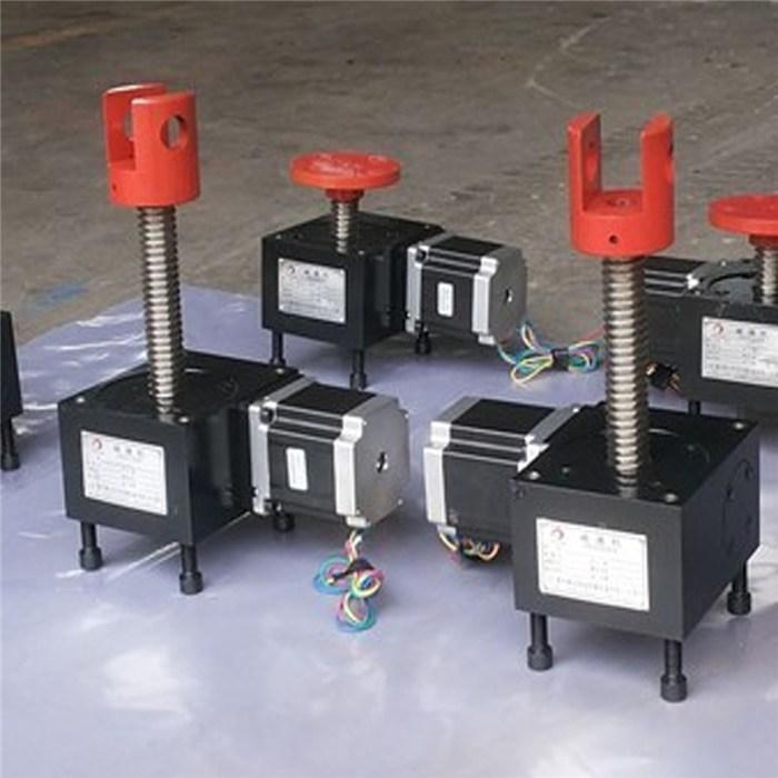 螺旋升降机工厂 定做螺旋升降机价格 东迈 手摇螺旋升降机