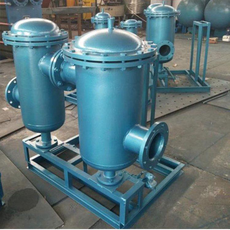 全自动旁流水处理器 旭辉换热 定制旁流水处理器规格