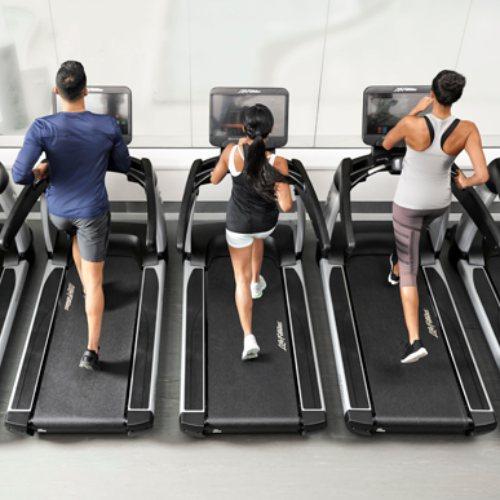 Life Fitness 力健 进口跑步机 室内跑步机公司
