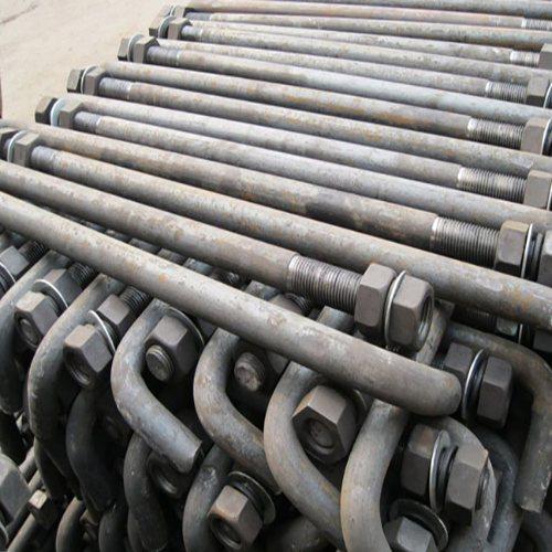 金火紧固件 国标地脚栓报价 L型地脚栓 地脚栓厂子