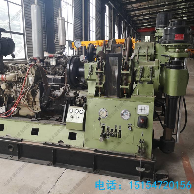 久钻供应履带地质钻机XYD-44A千米立轴式岩芯钻机